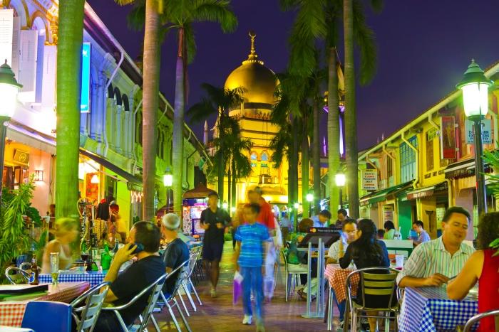 7 Resto ini asyik buat ngabuburit, sensasi berbeda puasa di Singapura
