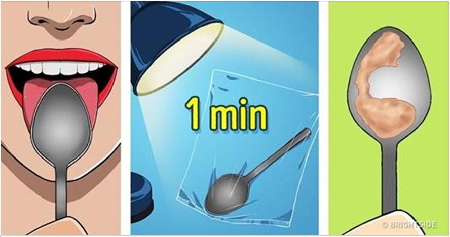 Mengecek kesehatan ternyata bisa lewat air liur di lidah, ini caranya