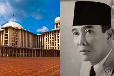 8 Karya arsitektur di Jakarta ini berkat ide dari Bung Karno