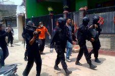 Polisi ringkus inisiator bom bunuh diri di Kampung Melayu