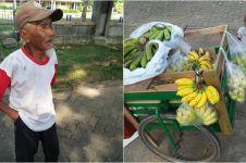 Kisah kakek penjual pisang yang dirampok ini bikin geram netizen