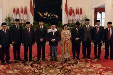 Ini profil 9 anggota Dewan Pengarah UKP-PIP dilantik Presiden Jokowi