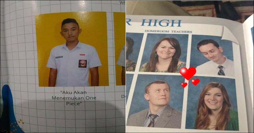 10 Foto buku sekolah yang malah bikin nggak berhenti ketawa