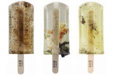 15 Es krim ini tak biasa, dibuat dari air limbah yang tercemar