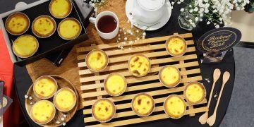 Dalam sebulan, Cheese Tart ini tembus penjualan hingga 100.000 potong