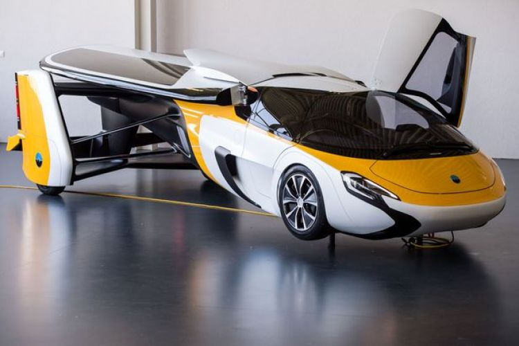 Mobil terbang siap mengudara tahun 2020, ini harga satu ...
