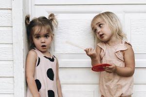Aksi kocak bayi dua tahun cerita seperti orang dewasa, gemes abis