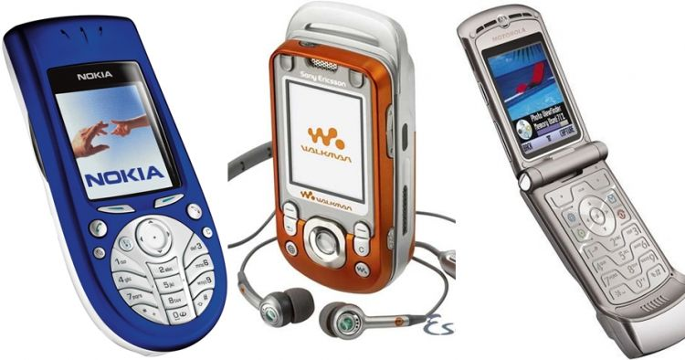 Sebelum ada smartphone, 16 ponsel legendaris ini pernah jadi primadona