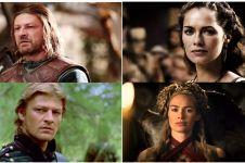 Begini penampilan 15 seleb sebelum berperan di Game of Thrones
