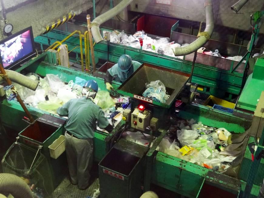 10 Foto Proses Daur Ulang Sampah Di Tokyo Hasil Akhirnya