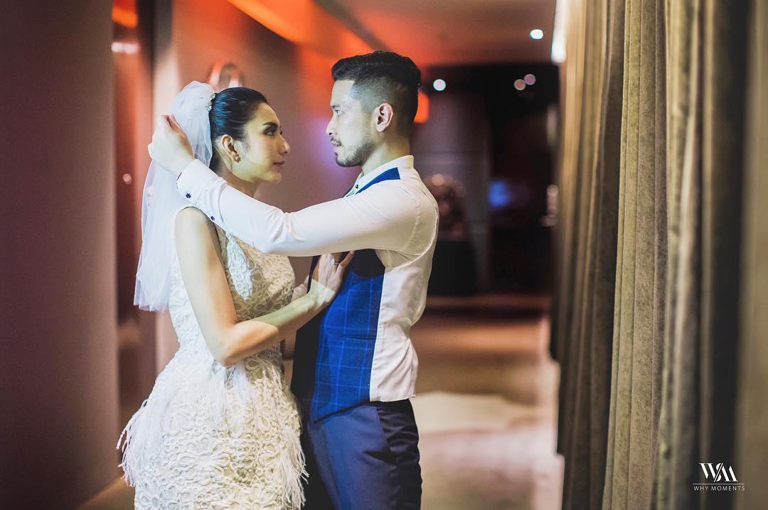 Undangan pernikahannya disebar tanpa sensor, Tyas Mirasih meradang