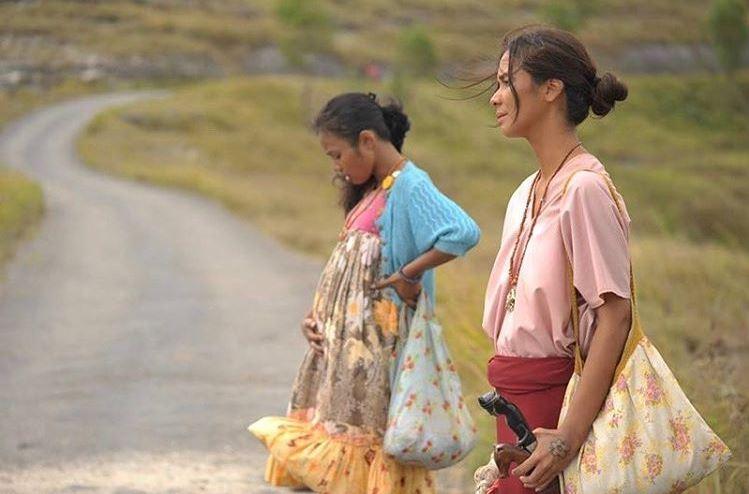 10 Foto di balik layar syuting Marlina Si Pembunuh dalam Empat Babak