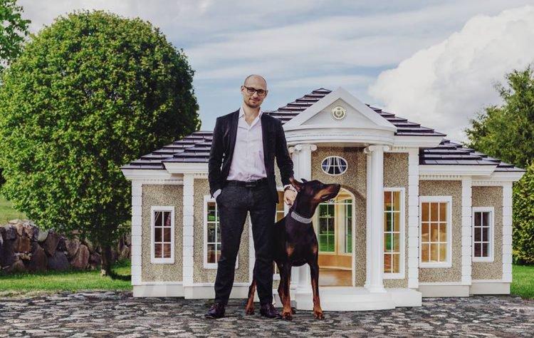 Kandang anjing bentuk rumah ini habiskan 265 juta, apa istimewanya?