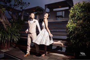 11 Foto prewed Tyas Mirasih & Raiden, elegan dan romantis