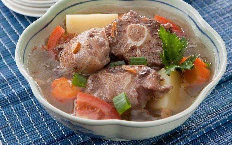 12 Makanan serba tulang ini nikmatnya nggak nahan banget