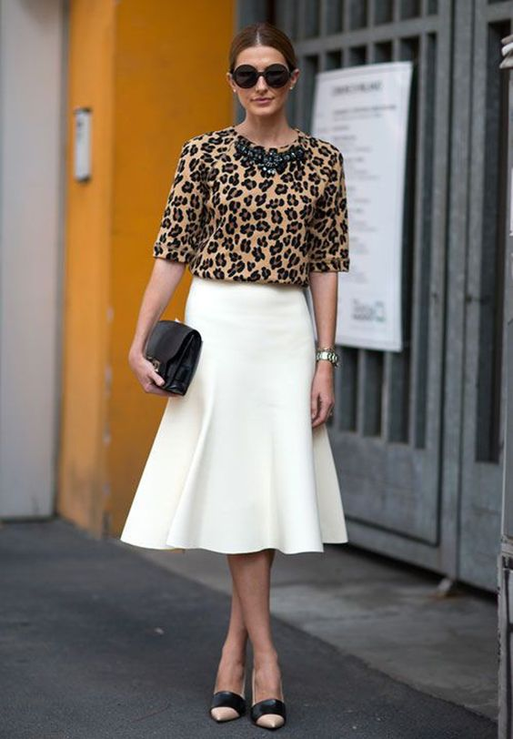 item fashion motif leopard  © 2017 berbagai sumber