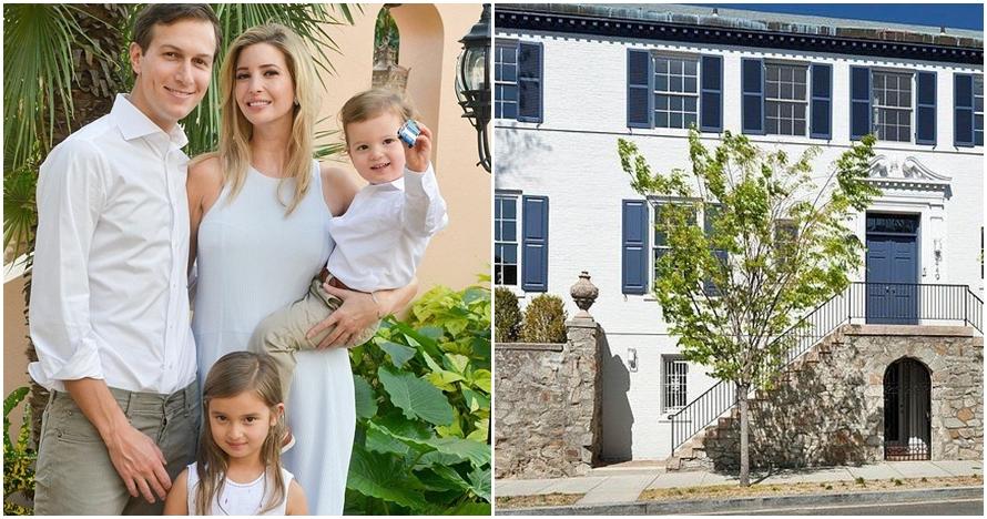 Begini lho isi rumahnya Ivanka Trump, tetanggaan sama Obama nih