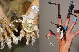 10 Tren nail art absurd ini justru pernah populer di Jepang
