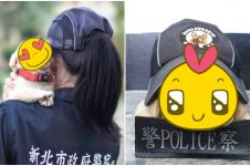 Direkrut jadi polisi, anjing ini diprotes netizen karena terlalu lucu