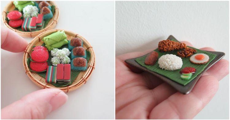 15 Miniatur makanan ini detailnya keren abis, awas bikin ngiler