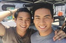 14 Potret keakraban duo Ranger Biru, Peter Adrian dan Yoshi Sudarso