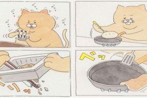 10 Komik ini gambarkan 'kampret momen' saat makan, kamu pernah?