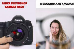 Tanpa photoshop, ini 5 kamera hack yang bikin jepretanmu makin epik
