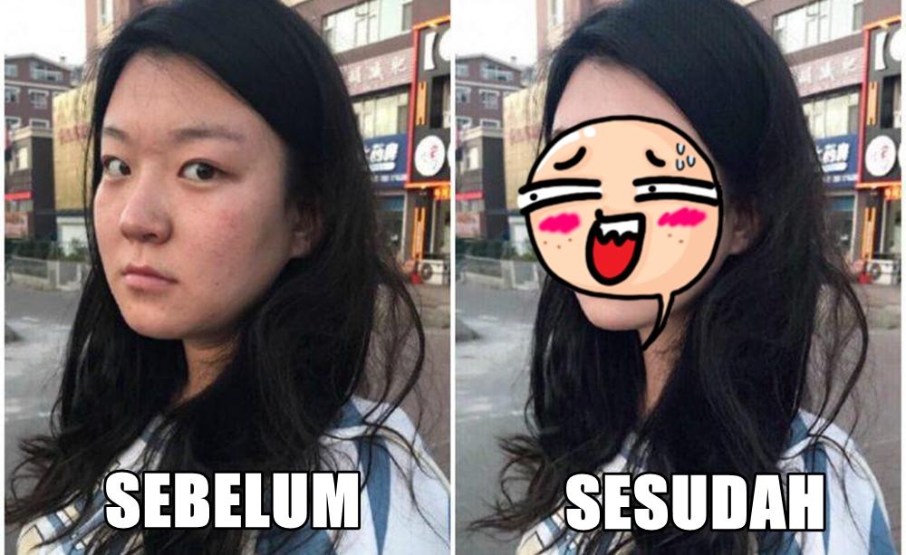 10 Foto before vs after editan master Photoshop, beda sama aslinya