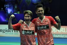 Bravo! Owi/Butet akhirnya raih gelar juara Indonesia Open