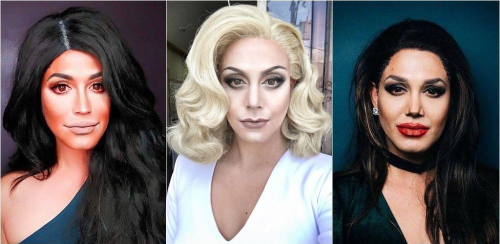 makeup Gal Gadot © 2017 instagram.com/pochoy_29