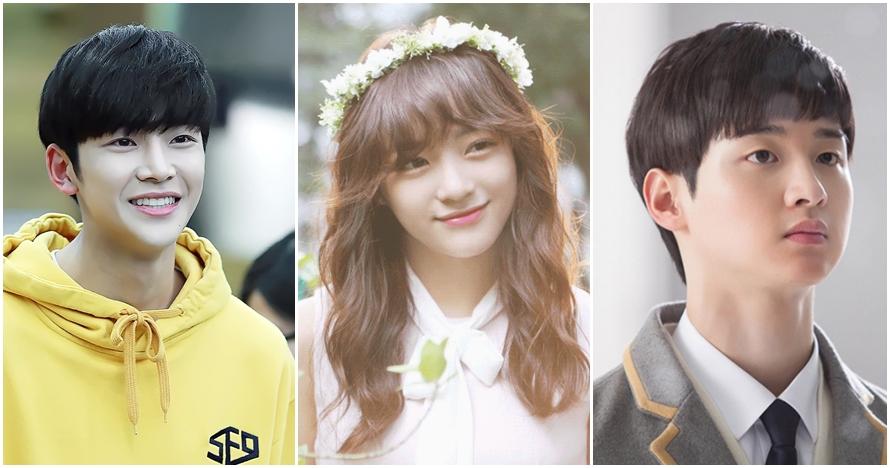 Ditunggu-tunggu, ini 7 aktor muda yang main di K-Drama School 2017