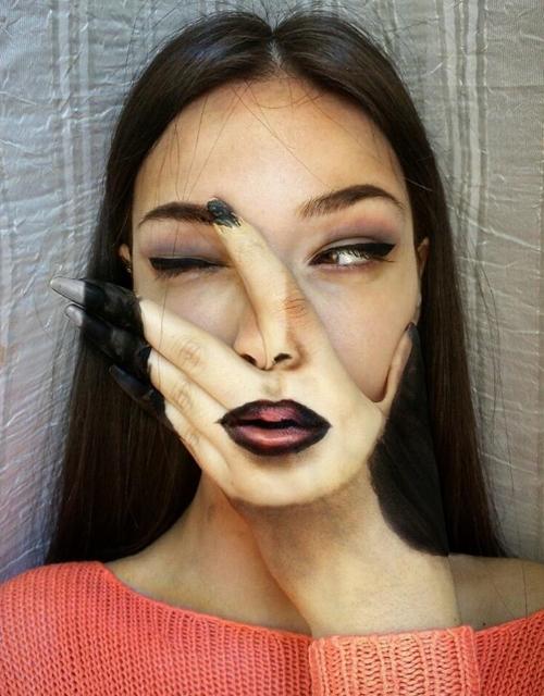 makeup Tea Popovi  © 2017 Instagram