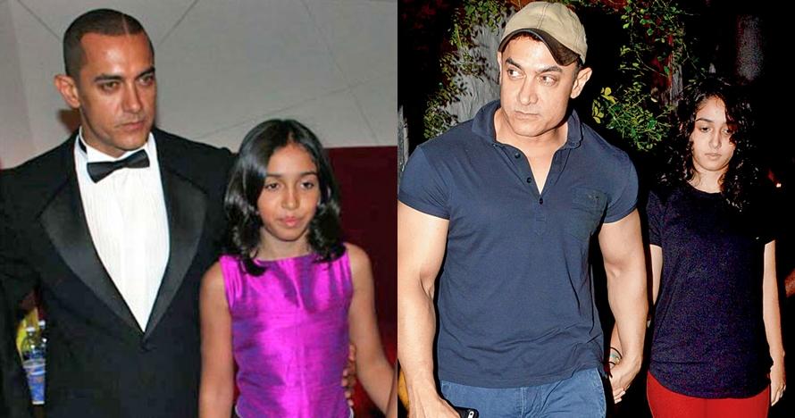 Transformasi Ira Khan, putri Aamir Khan yang kini makin cantik