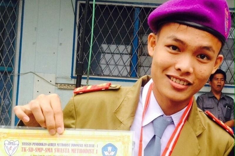 Yacob Nainggolan, pemuda kampung langganan dapat beasiswa pendidikan