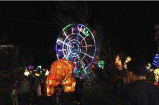 Semarakkan libur lebaran, Yogyakarta gelar Festival of Light Kaliurang