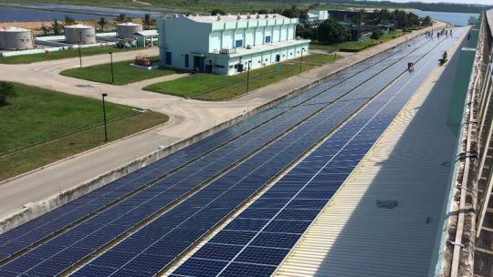 Teknologi energi terbarukan jadi solusi pengembangan listrik Asean