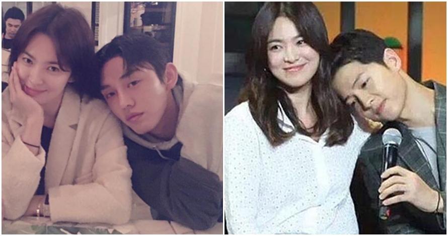 Selain Song Joong-ki, 4 aktor ini digosipkan dekat dengan Song Hye-kyo