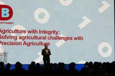Aplikasi digital canggih ini bantu petani raih untung lebih besar
