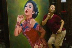 Jadi artis top, ini potret kesederhanaan keluarga Soimah Pancawati
