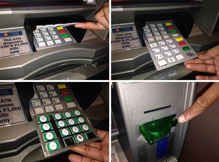 modus penipuan ATM © 2017 boredpanda.com