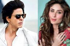 Alasan tak terduga Kareena Kapoor tolak main bareng Shah Rukh Khan