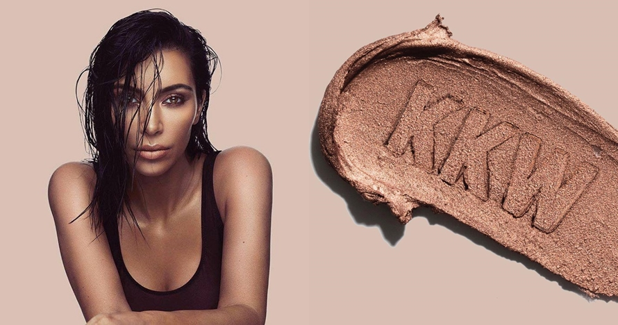 Kim Kardashian rilis produk makeup perdana KKW Beauty, intip yuk!