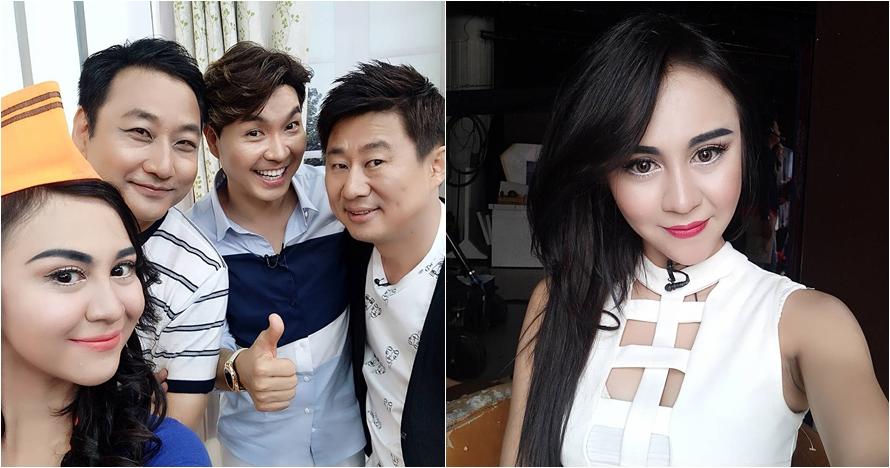 Dera Sagita, presenter cantik Indonesia yang pukau seleb Korea