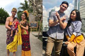 Foto pakai baju adat Bali, Verrel & Wilona didoakan segera menikah