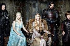 19 Setting tempat serial TV paling hits Game of Thrones, beneran keren