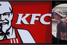 Setahun kirim tweet ke KFC, akhirnya permintaan pria ini dikabulkan