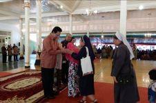 7 Foto damainya keberagaman di syawalan Kepatihan Yogyakarta