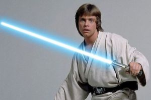 Lightsaber Luke Skywalker akhirnya terjual, harganya fantastis