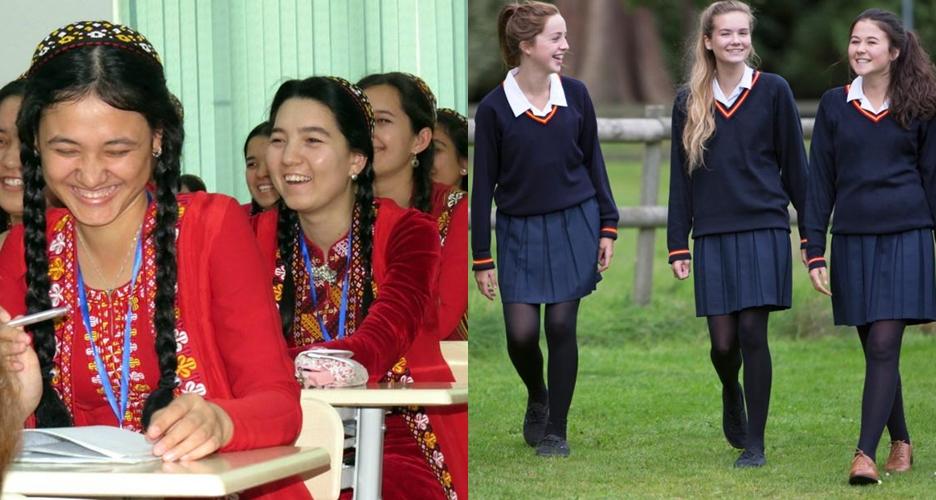 Ini dia seragam SMA dari 15 negara di dunia, dari unik hingga keren