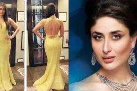 10 Foto bukti Kareena Kapoor hobi pakai baju yang perlihatkan punggung